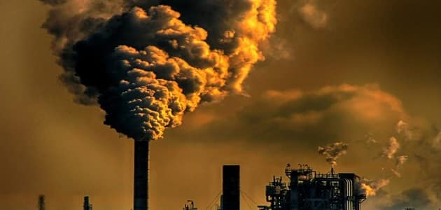 أنواع التلوث البيئي ومصادره