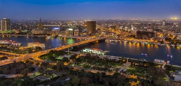 اثر نهر النيل كثيرا في الشخصية المصرية