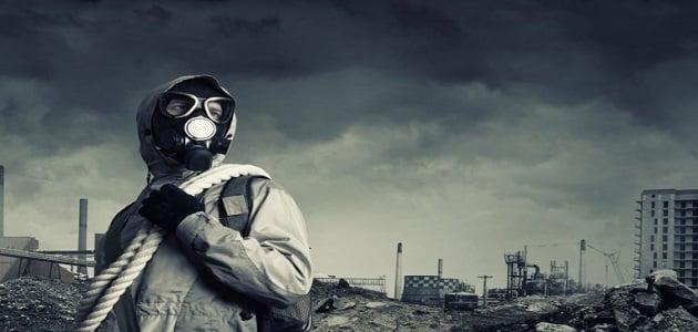 التلوث الكيميائي