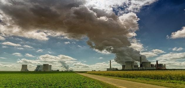 التلوث في البيئة الزراعية