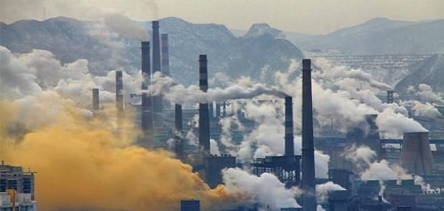 بحث عن مشكلة تلوث الهواء وكيفية علاجها