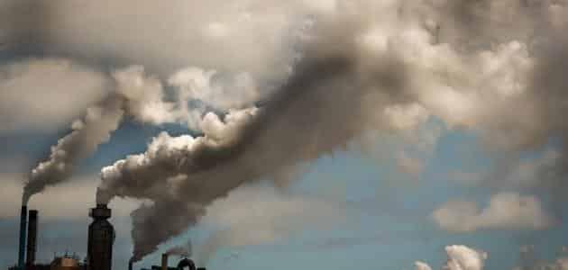 بحث كامل عن تلوث الهواء