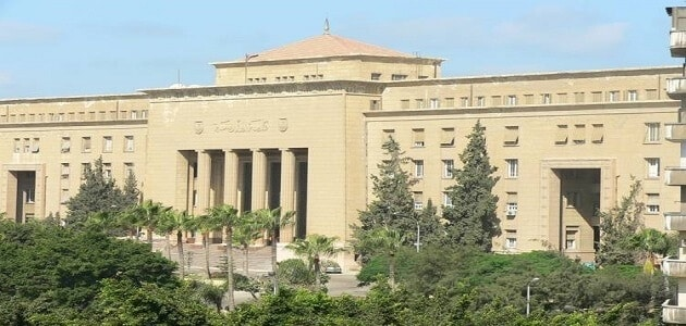 تخصصات الجامعة الألمانية في مصر