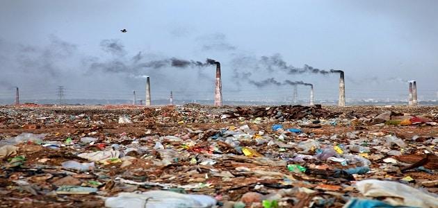 خاتمة عن التلوث البيئي