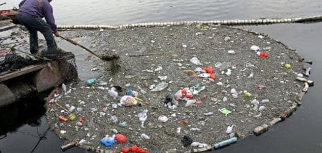 طرق الحد من تلوث المياه