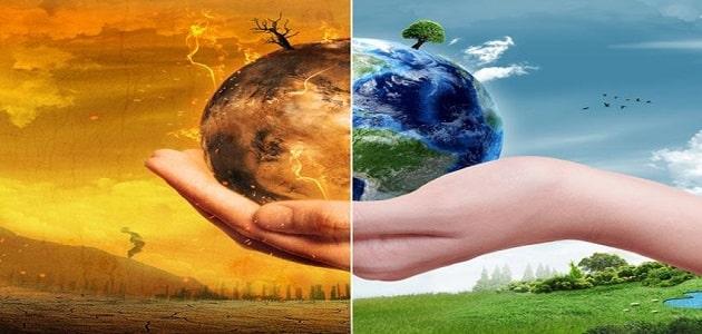 كيف نقضي على التلوث