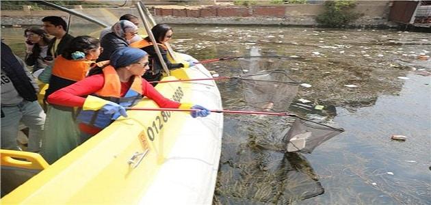 ماذا يحدث لو نهتم بنظافة مياه النيل