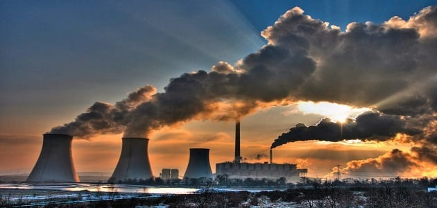 مقدمة عن التلوث البيئي