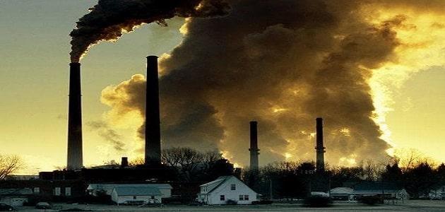 مقدمة عن تلوث الهواء