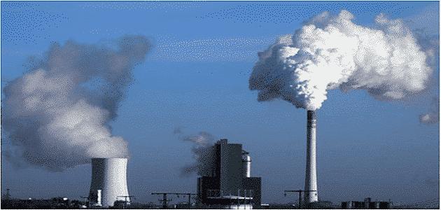 موضوع تعبير عن أضرار التلوث