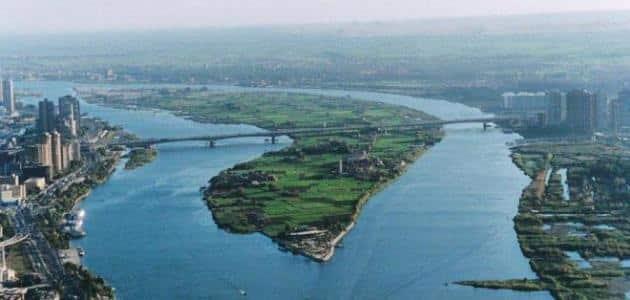 موضوع تعبير عن أهمية نهر النيل