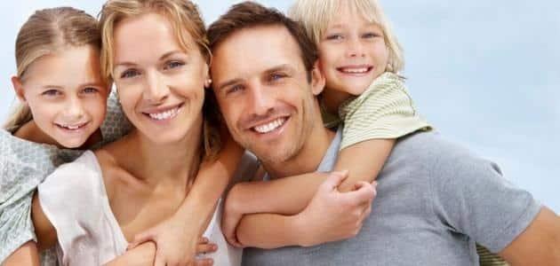موضوع تعبير عن الأسرة السعيدة للصف السادس