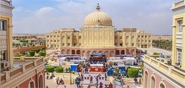 تخصصات الجامعة البريطانية في مصر