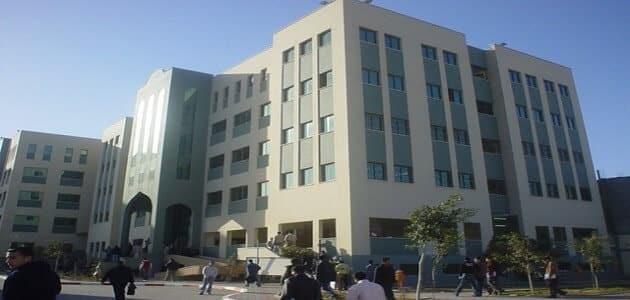 تخصصات الكلية الجامعية للعلوم التطبيقية