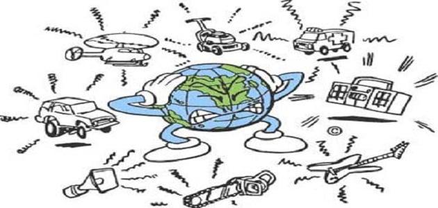 ما هو التلوث السمعي