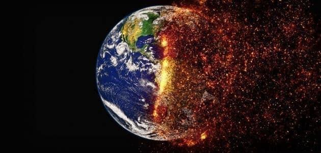 ما هى نتائج التلوث البيئي