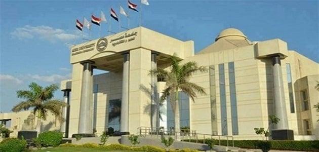 مصاريف كليات جامعة مصر للعلوم والتكنولوجيا